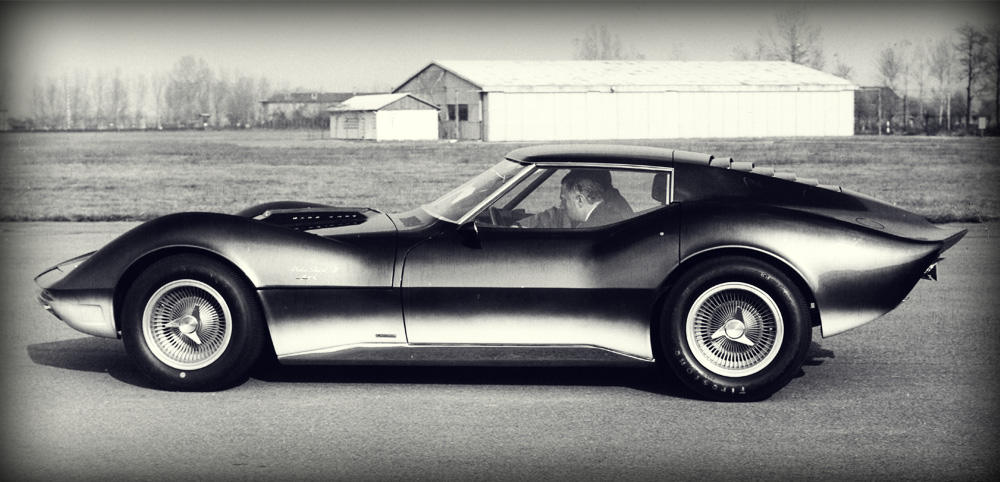 Gianni Agnelli Chevrolet Corvette