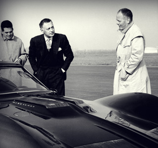 Gianni Agnelli Dream Car