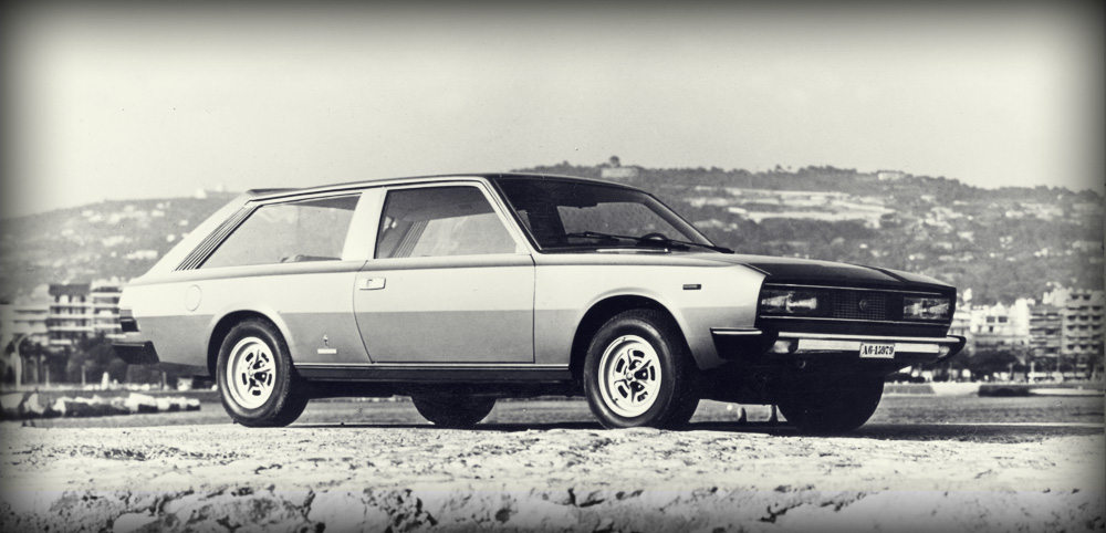 Fiat 130 Shooting Brake Maremma