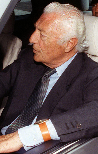 The Avvocato Agnelli style